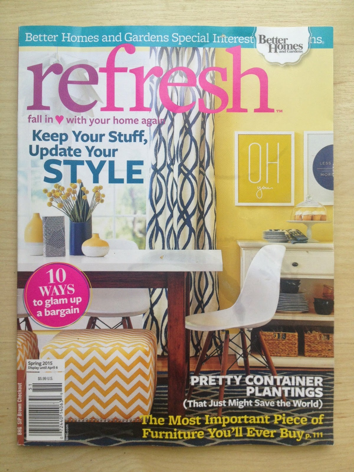 Karin Lidbeck: A Bedroom Makeover - Between friends Refresh Magazine