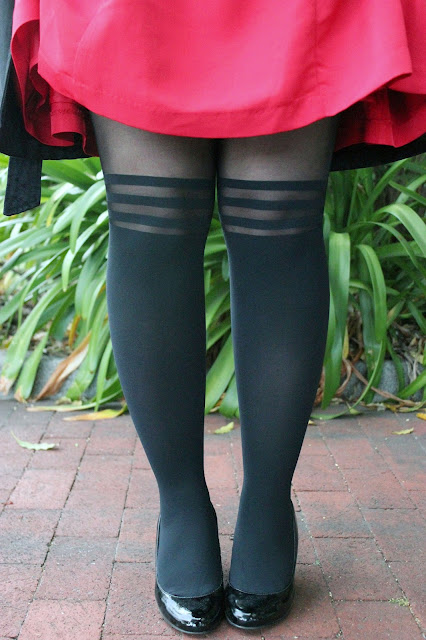 HauteLegs Tights