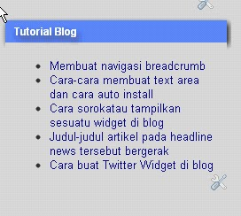 feed tutorial