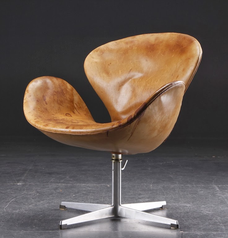 Silla Swan, Arne Jacobsen.