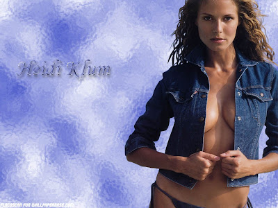 Topless Heidi Klum Pictures