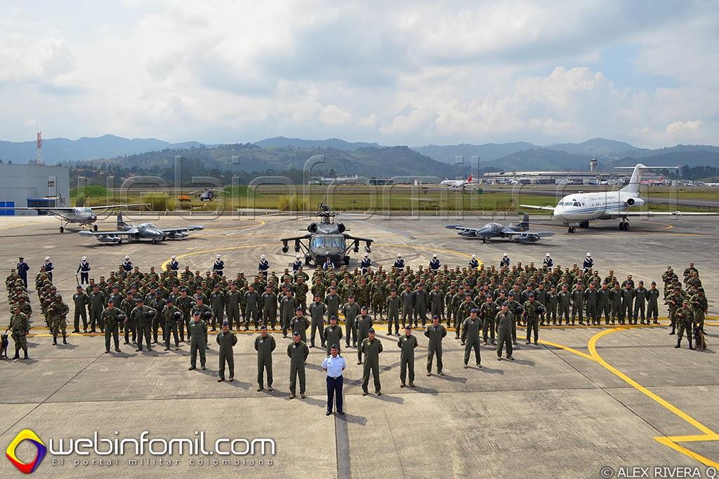 Fuerza Aerea Colombiana