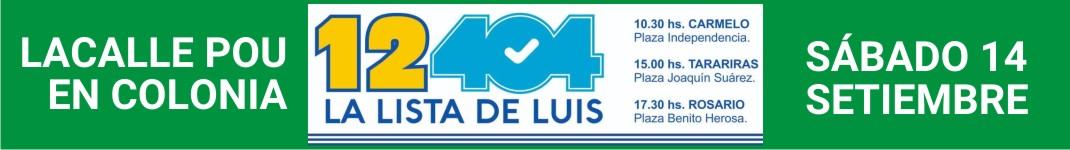 LUIS EN COLONIA