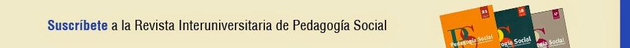 Revista Interuniversitaria Pedagogía Social