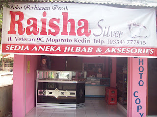 Raisha Silver