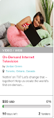 Support On-Demand Internet TV!