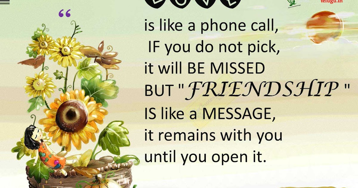 Funny but inspiring lines about love and friendship 671 ...
