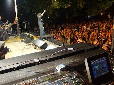 PFM Premiata Forneria MarconiFranz Di Cioccio live on stage