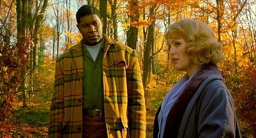far from heaven film review Saturday review more culture far from heaven  t his extraordinary film, written and directed by todd haynes in homage to the women's drama hollywood pictures of ross hunter and douglas sirk.