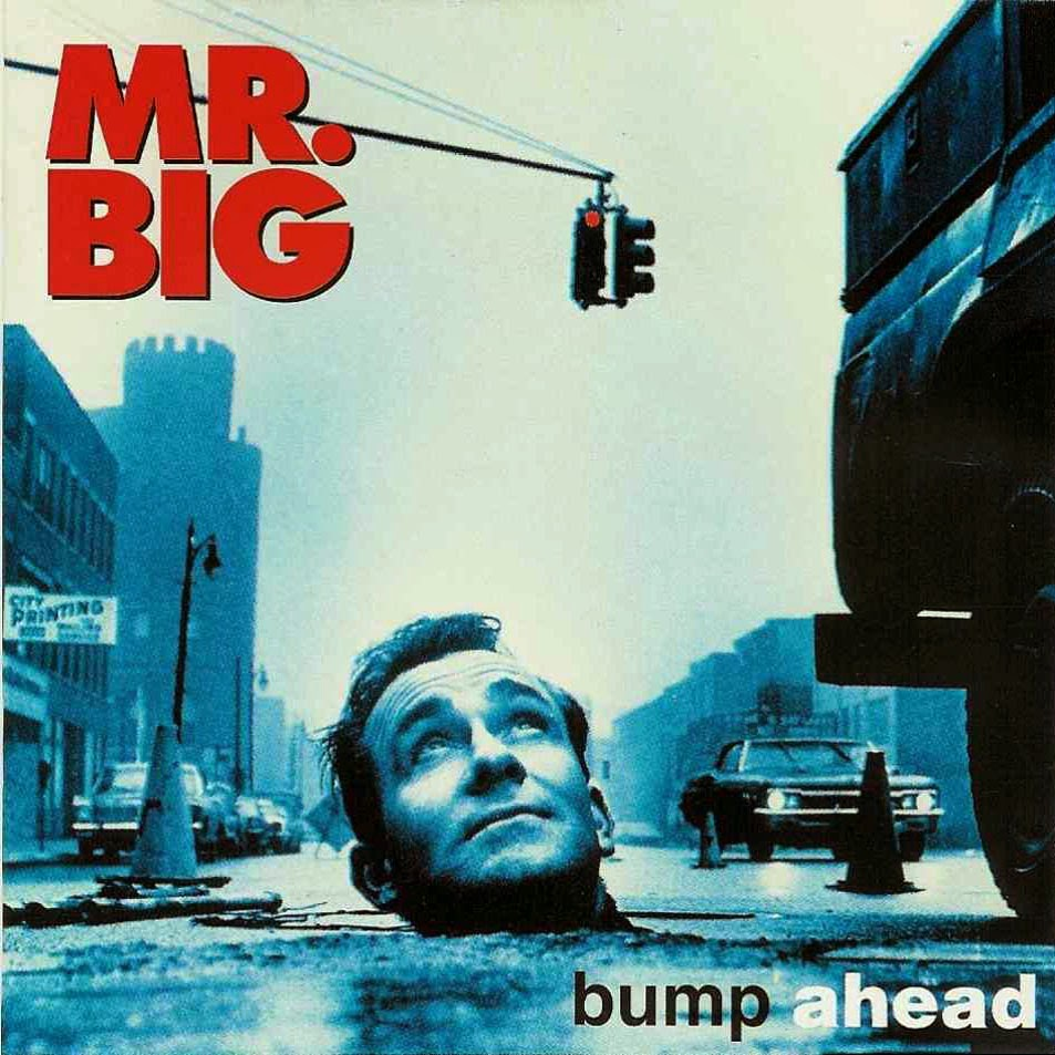 Portada Mr.Big-Bump Ahead