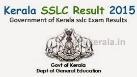Kerala SSLC Exam Result