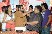 Hero Tarun Birthday Celebrations at Yuddham movie sets-thumbnail-9