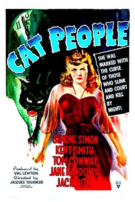 Ludzie-koty / Cat People (1942) 480p.WEB-DL.x264-mSD