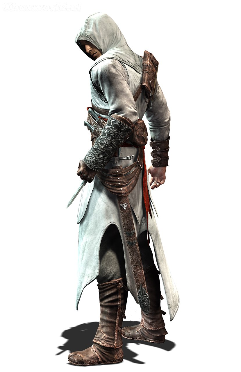 assassins creed altair ibn - photo #14