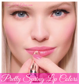 Beauty Haul: Pretty Lip Colors For Spring.