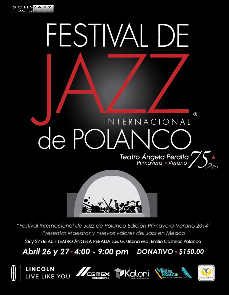 Festival Internacional de Jazz de Polanco 2014