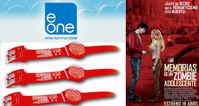 Concurso: Gana merchandising de Memorias de un zombie adolescente con eOne Spain y Making Of