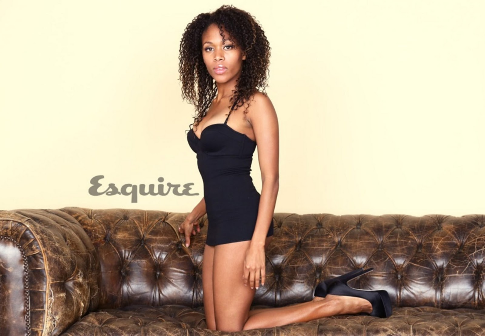 Nicole beharie Wallpaper 1 With 1600 x 1107 Resolution ( 168kB )