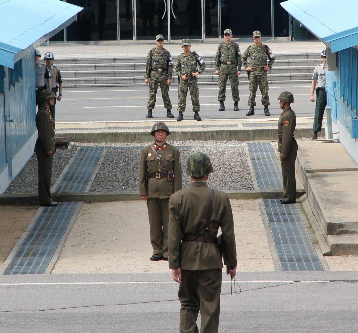Another north korean tantrum nk shutting down industrial for Bureau 38 north korea