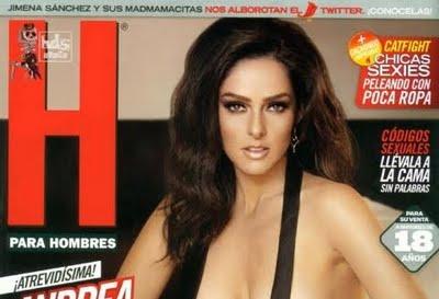 Revista H Extremo Para Hombres 2011