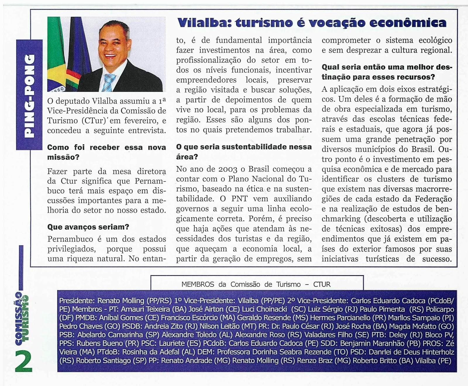 Vilalba - Comissão de Turismo