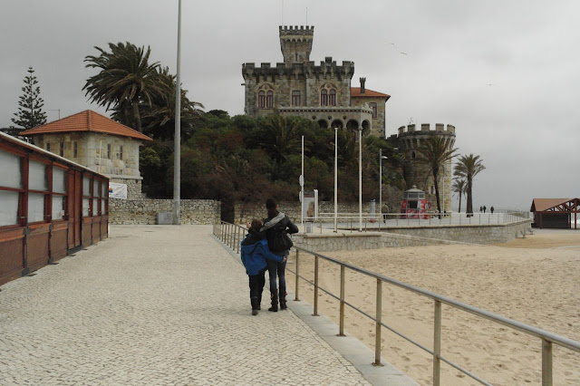 Estoril castle Monaco royal family