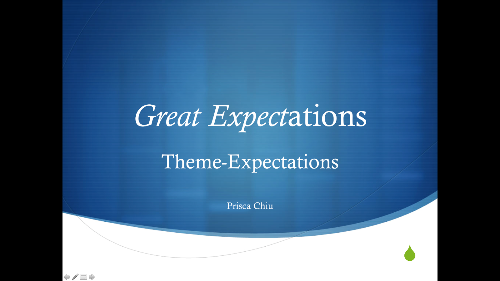 themes in great expectations essay There are many themes to uncover in dicken's great expectations in this article we introduce you to three of the main themes: the elusiveness of dreams, social status vs character, and redemption.