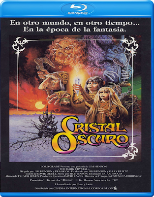the dark crystal 1982 1080p latino The Dark Crystal (1982) 1080p Latino
