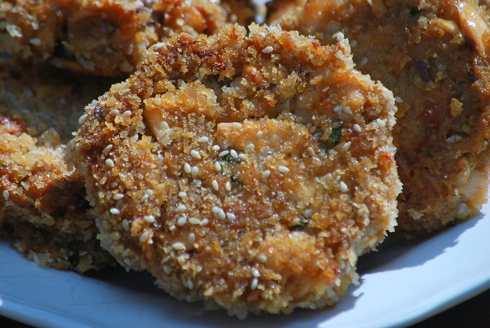 My story in recipes: Salmon Patties