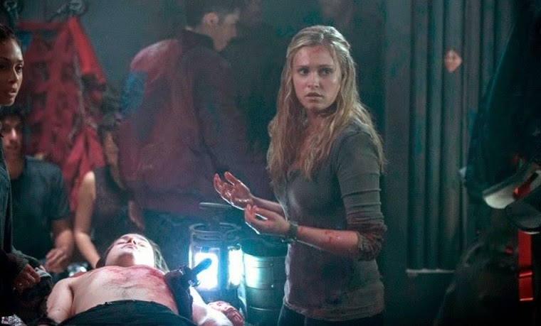 The 100 1x07 – Contents Under Pressure