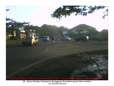 Jl. Ijen, Malang - Pasca MTD