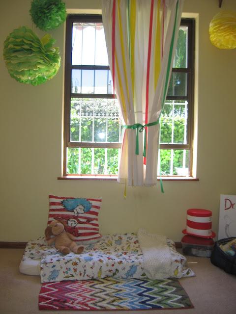 Montessori-style floor bed