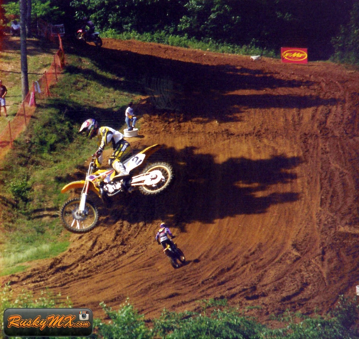 Jeremy McGrath Budds Creek 1997