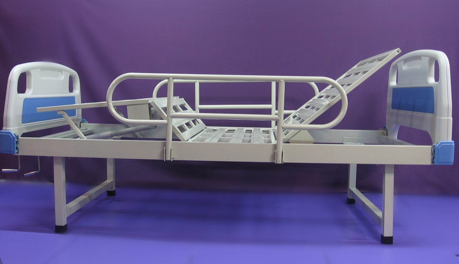 Types Of Hospital Bed Rails
