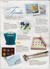 My Cards In Tea Time Magazine