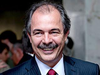 ministro da educação Aloizio mercadante o futuro governador de São Paulo