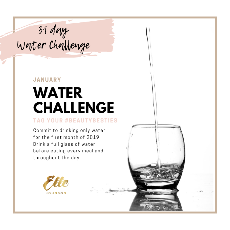 31 DAY WATER CHALLENGE