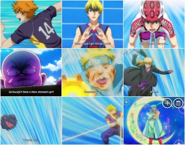 osomatsu-san anime parody
