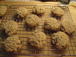 Oatmeal Raisin Cookies - Page 231