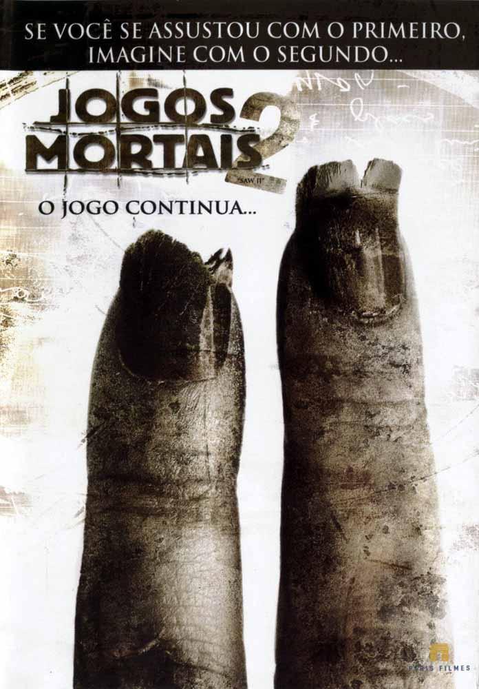 Jogos Mortais 2 Torrent - Blu-ray Rip 720p e 1080p Dual Áudio (2005)