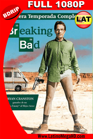Breaking Bad Temporada 1 (2008) Latino Full HD BDRIP 1080P ()