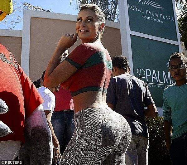 Big Booty Arab Women