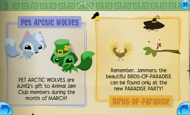 Animal Jam Is Kool: March 2013