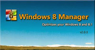 optimize, tweak, repair and clean up Windows 8
