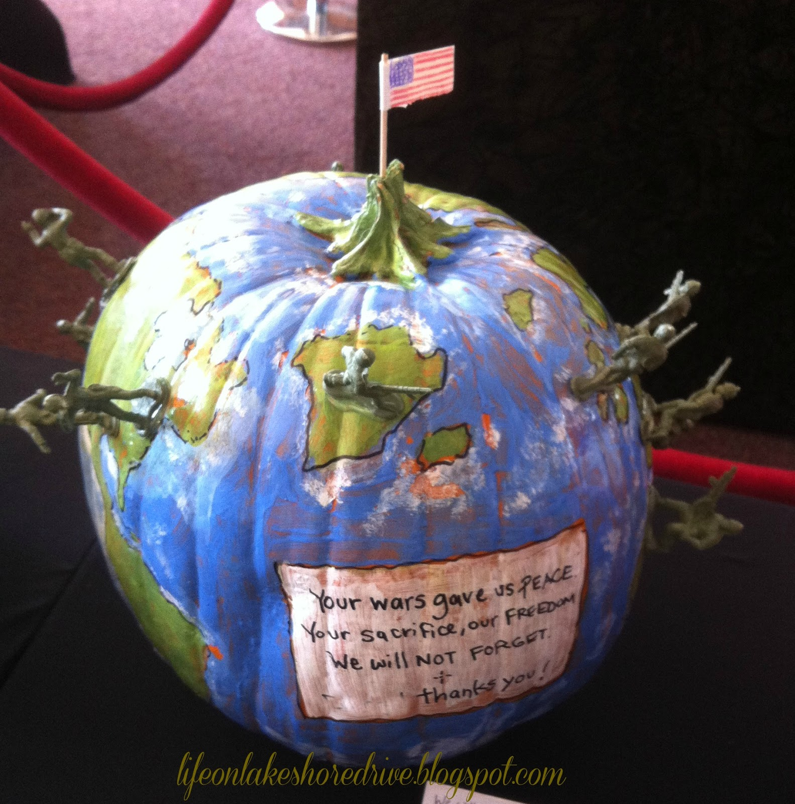 No Carve Pumpkin Decorating Ideas  & No Carve Pumpkin Ideas |Life on Lakeshore Drive