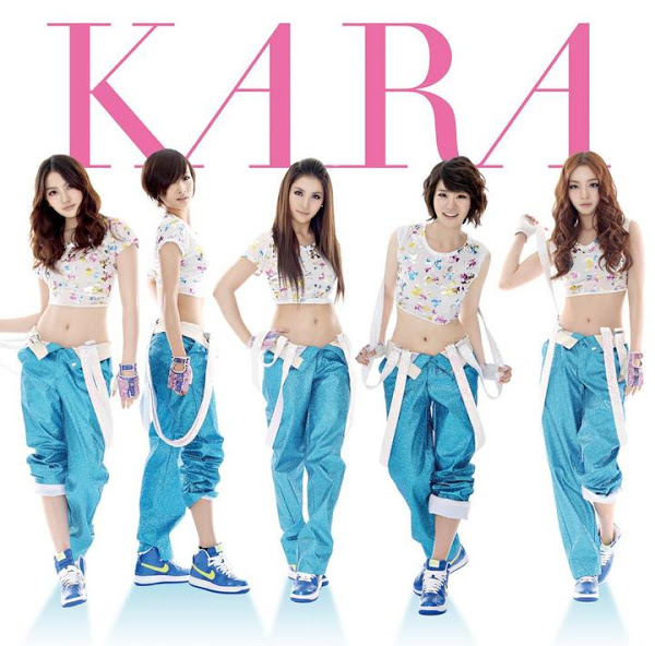 Poster KARA sexy Girl Band