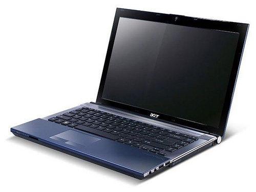 Acer Aspire Timeline X 4830TG 2414G64Mn