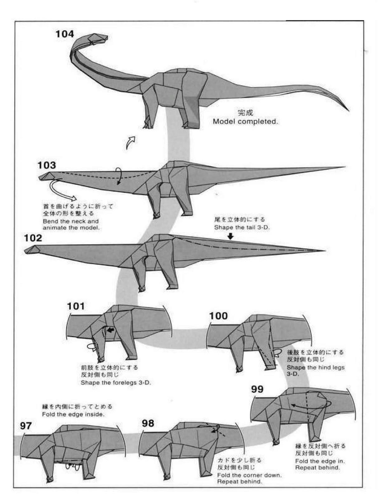 Pasin al origami