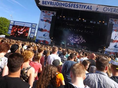 5 mei Bevrijdingsfestival Zwolle