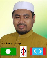 Calon Harapan Rakyat: Mohd Nasir Bin Zakaria (PAS)